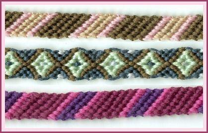 Friendship-bracelets
